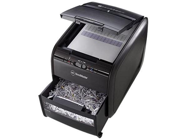 Máy hủy giấy GBC AUTO +60X - Hình 4