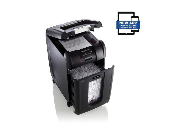 Máy hủy giấy GBC AUTO +300X (SmarTech) - Hình 3