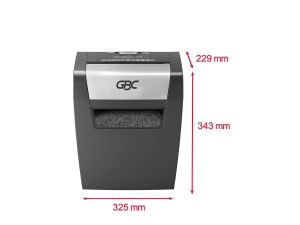 Máy Hủy Giấy GBC ShredMaster X308 - Hình 3