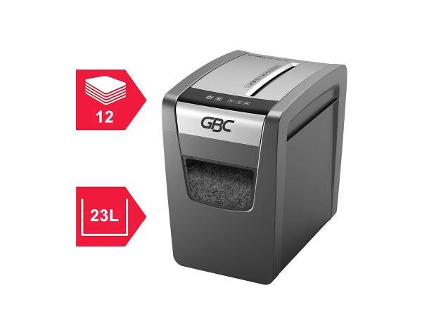 Máy Hủy Giấy GBC ShredMaster X312-SL - Hình 5