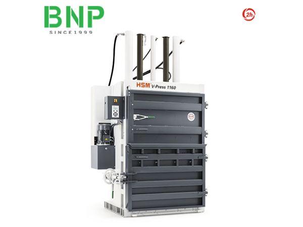 Máy Ép Phế Liệu HSM V Press 1160 Plus - Hình 1
