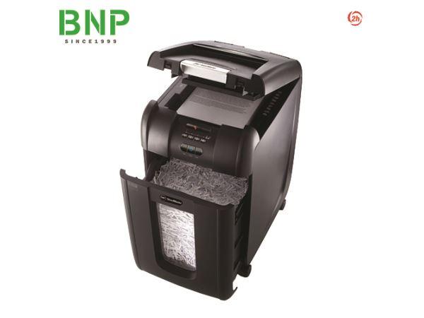 Máy hủy giấy GBC AUTO+300X - Hình 1