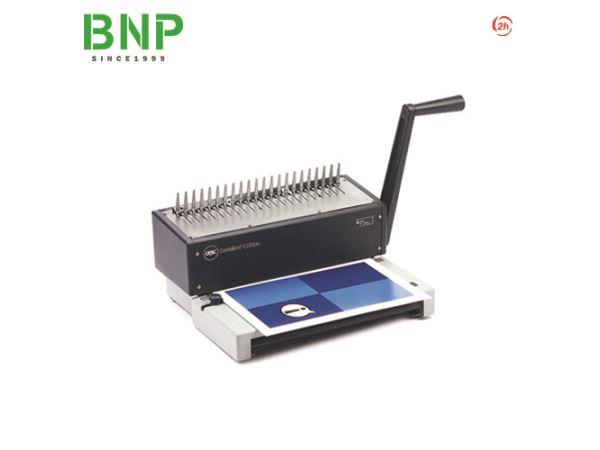 Máy đóng sách vòng xoắn nhựa 21 lỗ GBC C150pro - Hình 1