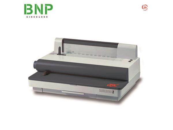 Máy đóng sách thanh nẹp nhựa điện GBC Surebind System 2 - Hình 1