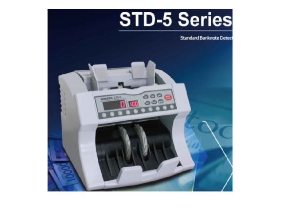 Máy Phân Loại Tiền ATM Hitachi STD-5 - Hình 2