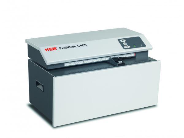 Máy cắt bìa Carton HSM Profipack C400 (lót thùng) - Hình 3