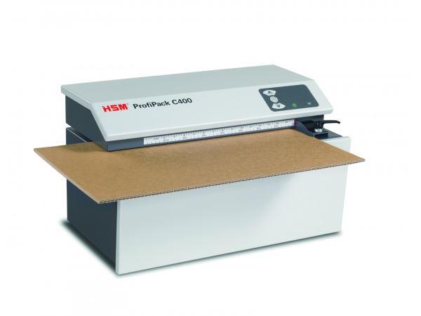 Máy cắt bìa Carton HSM Profipack C400 (lót thùng) - Hình 2