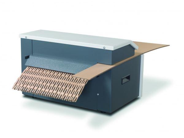 Máy cắt bìa Carton HSM Profipack C400 (lót thùng) - Hình 4