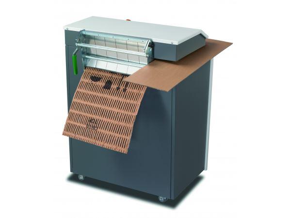 Máy cắt bìa Carton HSM Profipack P 425 (lót thùng) - Hình 5