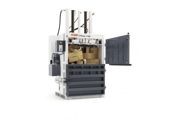 Máy Ép Phế Liệu HSM V Press 1160 Plus - Hình 3