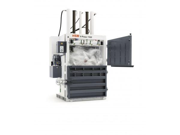 Máy Ép Phế Liệu HSM V Press 1160 Plus - Hình 2