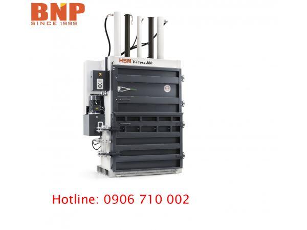 Máy Ép Phế Liệu HSM V Press 860 S - Hình 2