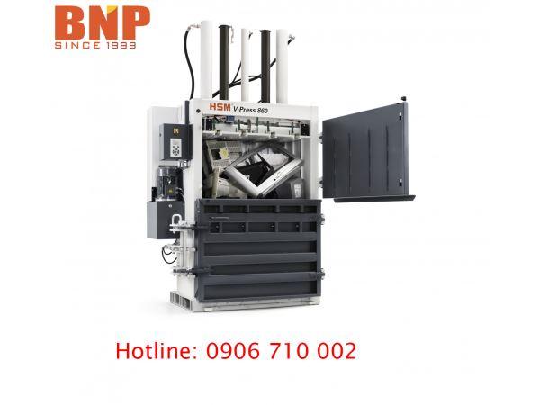 Máy Ép Phế Liệu HSM V Press 860 S - Hình 3