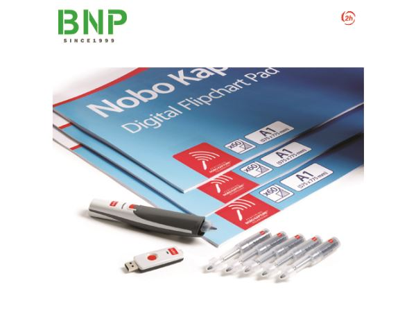 Bộ Flipchart cảm ứng thông minh NOBO KAPTURE DIGITAL - Hình 1
