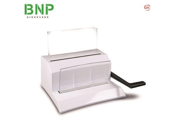 Máy đóng sách nhiệt tự động UNIBINDER 8.M - Hình 1