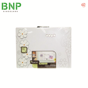 Bảng nam châm Quartet Home Foam Flower Tin Board 79220