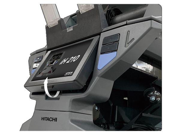Máy Đếm Và Phân Loại Tiền ATM Hitachi IH-210 - Hình 2