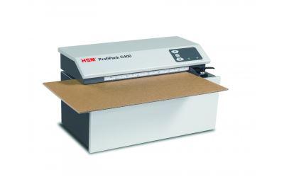 Máy cắt bìa carton để lót thùng HSM ProfiPack C400