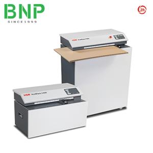 Máy cắt giấy Carton làm thùng HSM Profipack C 400