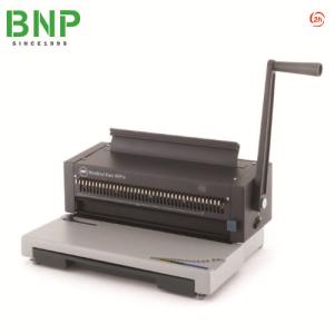 Máy đóng sách vòng xoắn kẽm cơ GBC KARO 40 Pro