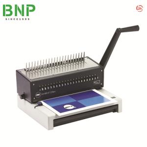 Máy đóng sách vòng xoắn nhựa 21 lỗ GBC C250pro